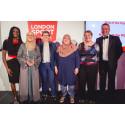 Eight crowned London Sport Awards winners at Twickenham Stadium