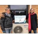 Grøn varmeløsning kommer til Nordøstfyn