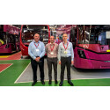 LONG SERVING OXFORD BUS COMPANY ENGINEERING DIRECTOR RETIRES