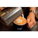 Idag öppnar Waynes Coffee i Sala