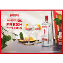 New Beefeater Gin Bottle Design - A Sustainable Approach