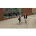 Borås tio i topp bland Sveriges cykelkommuner