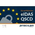 procilon Lösung in EU-Liste der zertifizierten QSCDs
