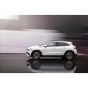 Mercedes-EQ: Eldrivna EQA får fyrhjulsdrift och 290 hästkrafter