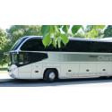 Flygbussarna Charter blir fossilfria