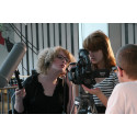 Filmintresserade ungdomar erbjuds unik sommarpraktik