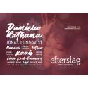 Örebro Konserthus presenterar stolt festivalen Efterslag