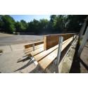 Hochwertige Sanierung mit Kebony Holz - SpardaWelt Freilichtbühne hat neue Sitzplätze