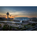 Temporary closure of Jewel Changi Airport and restricted access to Changi Airport passenger terminal buildings