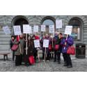 Pensionsgapet mellan kvinnor och män i Västerbotten är 28 procent