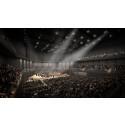 Optimal acoustics and optics through wood: new construction of interim philharmonic concert hall in Munich