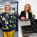 Ann Söderlund och Johanna Lind Bagge till Femina