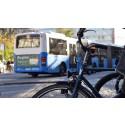 Bara cyklandet ökade när totala resandet minskade i Göteborg