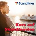 Reisen fürs Ohr: Den hohen Norden als Paar entdecken – neue Podcast-Folge von Scandlines online