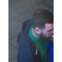 CCTV of man police want to speak to