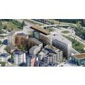Skatteverket i Umeå flyttar till Balticgruppens planerade kontorshus på Östra Station