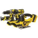 Sistema STANLEY® FATMAX® 18V: Una batería para todas las herramientas