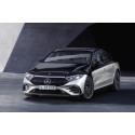 Premiär för nya EQS. Eldriven ultralyx från Mercedes-EQ med 77 mil räckvidd