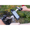 Praktisk mobilholder til sykkel og barnevogn!