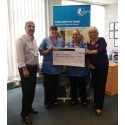 ​Big hearted Bluebird Care raises money for stroke survivors