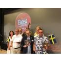 Lunds kommun vinnare på internationell kokboksgala