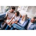 Tendensen vender: Færre ønsker at dele boligen på tværs af familier