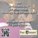 Pax et Bonum Verlag Aschermittwoch 2017