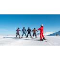 SkiStar Vemdalen och STAR FM hjälper nybörjare i skidbacken att våga ta steget