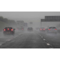 Seven-in-10 drivers would like lower motorway speed limits in wet weather