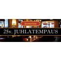 25 juhlavuotensa kunniaksi Captol-konsernin yritysdinot palaavat takaisin aikojen alkuun – 9.3. luvassa iloinen ilta Janoisessa Lohessa