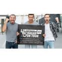 45 Dagar On Tour lyfter landets verkliga jobbskapare
