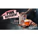 Tenk annerledes og lag en Pink Devil Negronish