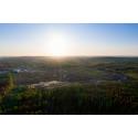 Skellefteå Site East överträffar hållbarhetsmål - en förebild för hela branschen