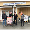 Kramp och Eksjö Lantbruksservice i butikssamarbete