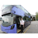 TEEANAGE BUS ENTHUSIAST JOINS OXFORD BUS COMPANY