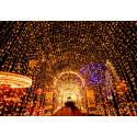 Overdådige lysoplevelser skaber magisk julestemning i Tivoli Friheden