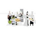 Återhämtningen i storköksbranschen hämmas av brist på material och arbetskraft