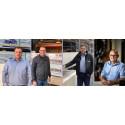 4 nye trælastdirektører i Bygma