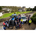 Welsh rural communities celebrate broadband milestone