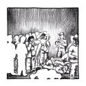 Covid-19 - Fängslade har glömts bort under pandemin