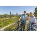 Radtourismus in der Metropole Ruhr: Zahlreiche Printprodukte helfen bei der Tourenplanung