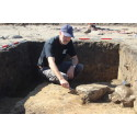 Nye spor fra mulden kaster lys over livet for middelalderens overklasse