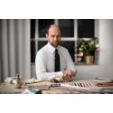 Lyssna till en av Sveriges främsta modeskapare - Lars Nilsson