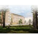 Vectura Fastigheter utvecklar äldreboende i friluftsstadsdelen Kristineberg