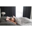 Schlafstudie beweist besseren Schlaf dank Gewichtsdecke
