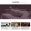 Bildningspodden blir Anekdot – nytt digitalt bildningsmagasin