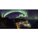 An Aurora is born - The Northern Lights baby