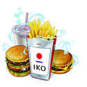 IKO promotes mobile payment at 300 McDonalds