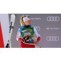 Lara Gut-Behrami so close to victory