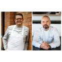 Två kända Göteborgskockar till Compass Group